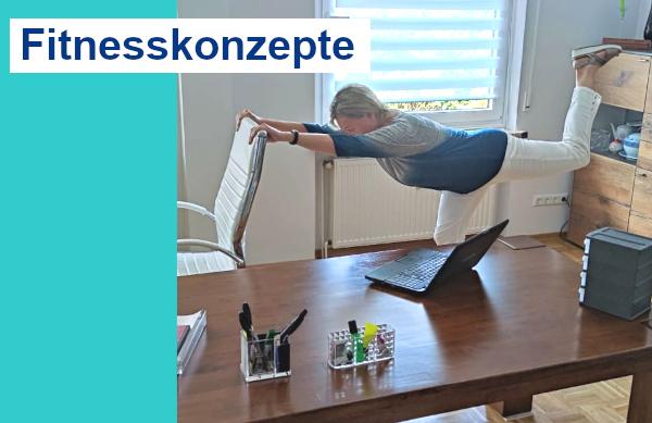 Fitnesskonzepte für Büro