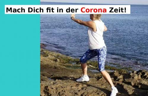 Fitness in corona Zeiten
