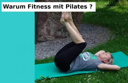 Fitness mit Pilates